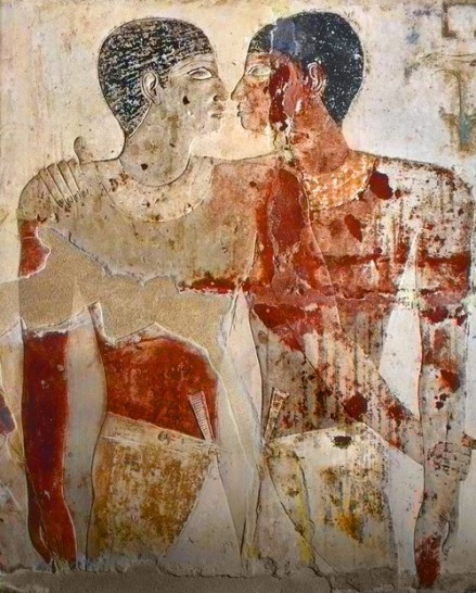 Ancient Egypt: Gay lovers