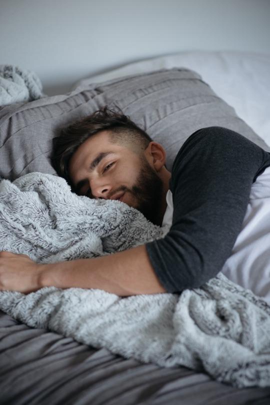 warm and cuddly